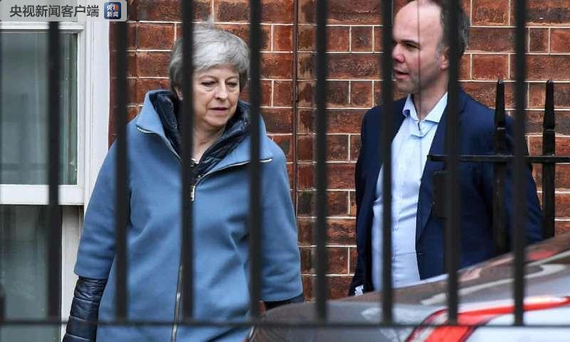 逾87万英国民众请求撤销脱欧协议 网站两次瘫痪