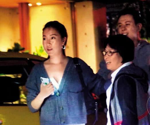 杨祐宁新恋情曝光女友个人资料照片 女友与杨妈妈相处互动非常好