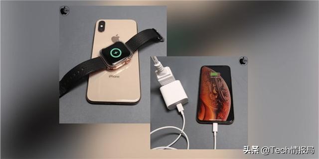 苹果iPhone 11突然曝光:支持双向无线充电功能,或标配18W快充头