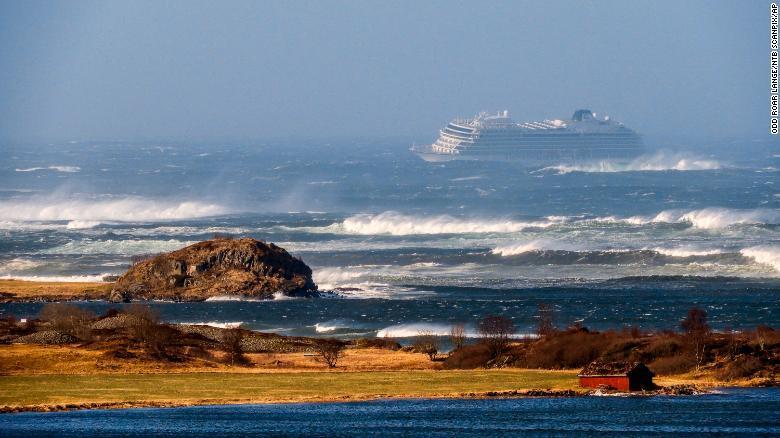挪威郵輪引擎故障怎么回事 挪威郵輪引擎故障上千人等待救援