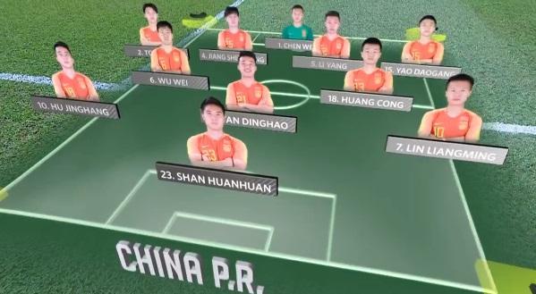 國奧8-0菲律賓出線形勢明朗 2輪比賽收13球 張玉寧梅開二度