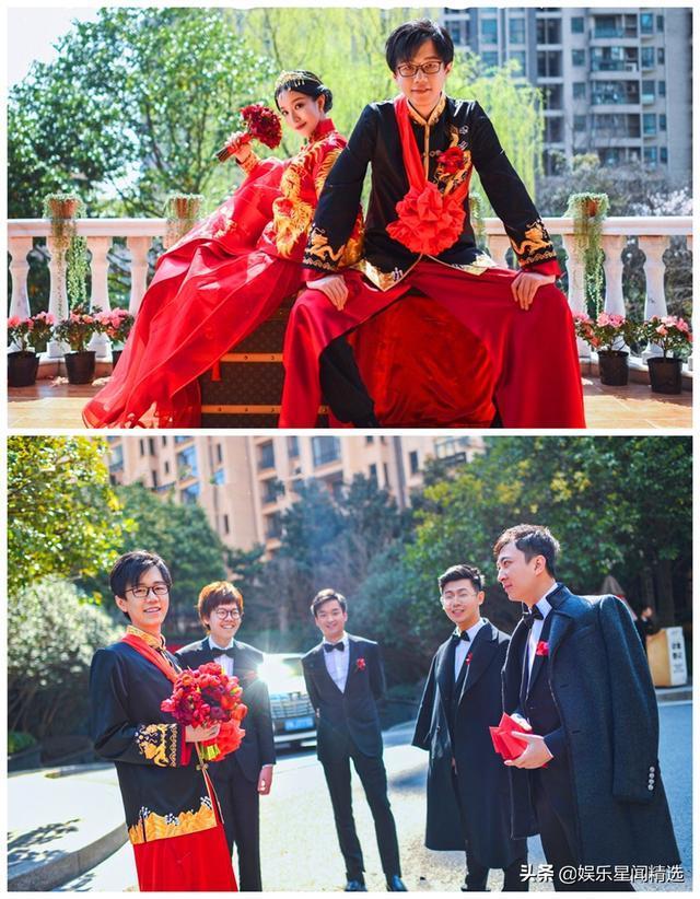 酒神是谁?老婆小舞是王思聪闺蜜今日婚礼去年已领证!