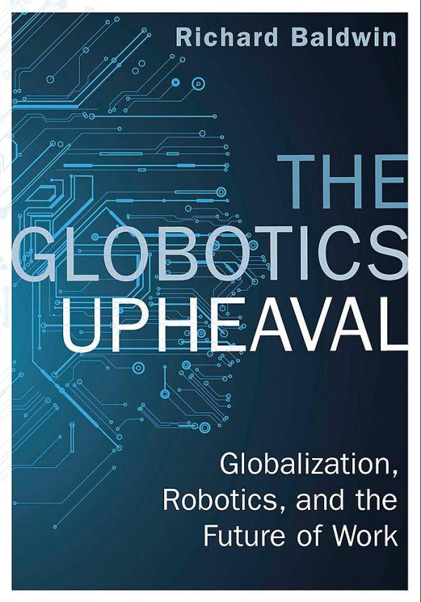 机器人坐办公室怎么回事 美媒:全球化或威胁白领岗位