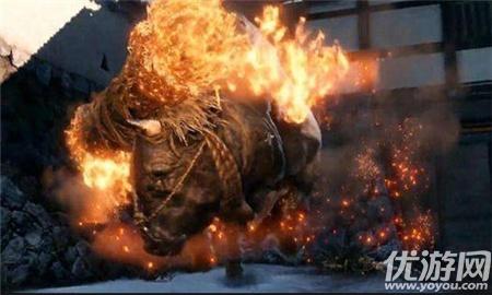 只狼影逝二度火牛打法攻打火牛道具_只狼影逝二度火牛怎么打 只狼影逝二度火牛打法攻略