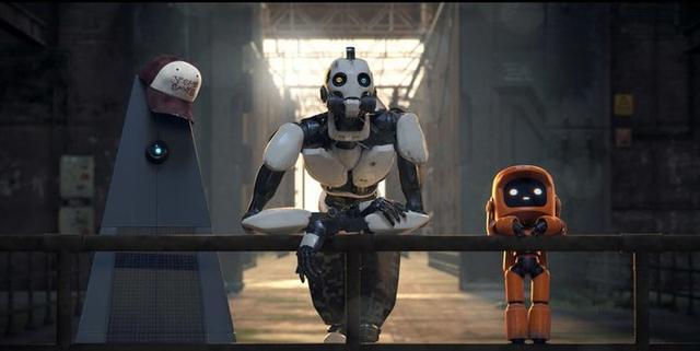 爱死亡和机器人豆瓣9.4好看在哪?爱死亡和机器人全集在哪看