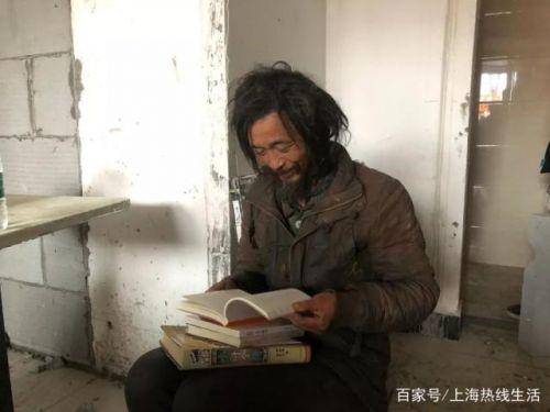 抖音网红流浪汉为什么曝红 流浪大师沈巍真实身份经历揭秘