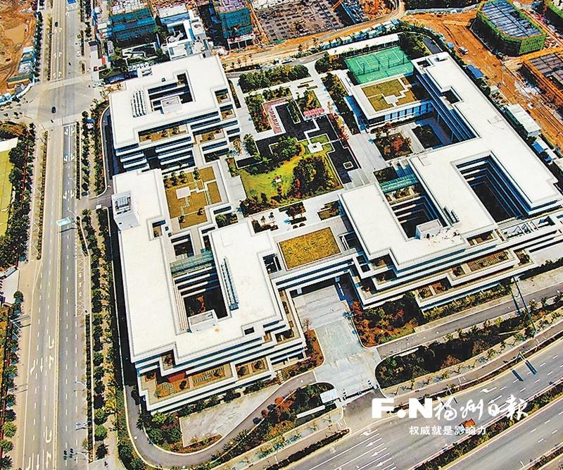 福州高新区全力打造人才创新创业创造新高地