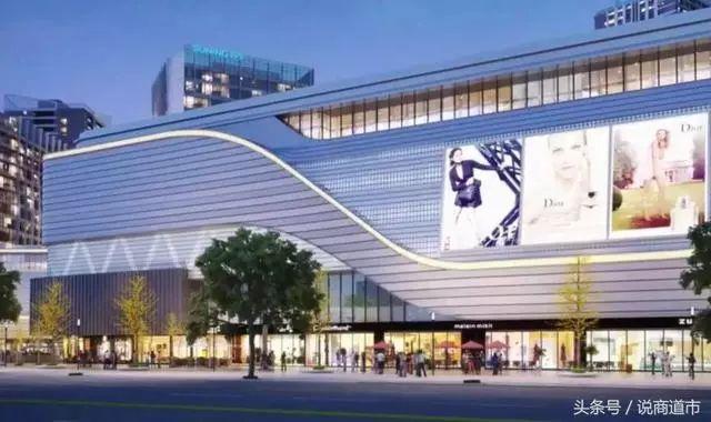 商圈大升级!再造三大购物中心、宝龙谍照曝光、宜家提速.......福州人爽翻了!