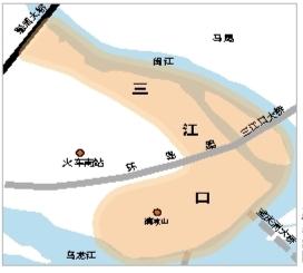 """福州最美区域 三江口""""蝶变"""""""