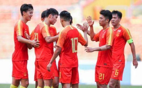 國奧8-0菲律賓 奧預賽國奧隊兩戰兩勝進13球0失球