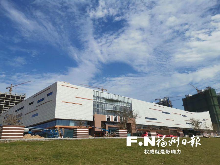 【福州数字中国会展中心待遇怎么样】福州数字中国会展中心通过竣工验收