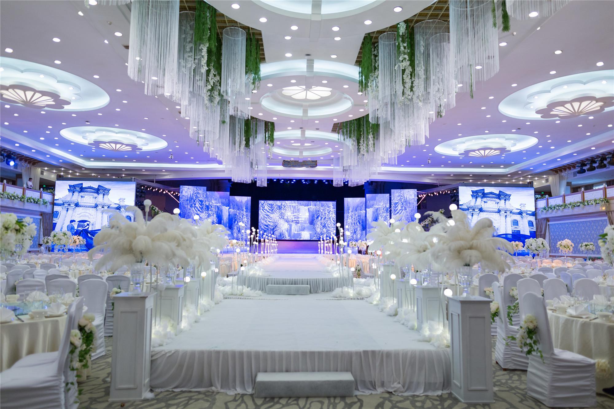 想让婚礼不平凡 婚宴上可以多动点心思!