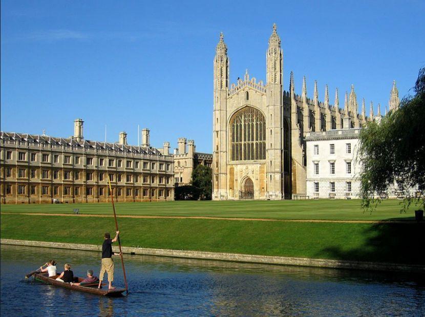 劍橋大學認可中國高考成績!網友:不用糾結上清華還是北大了
