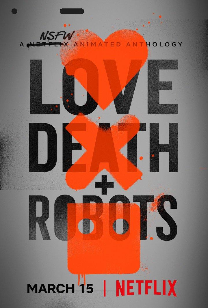 [爱死亡和机器人剧情解析]爱,死亡和机器人剧情内容详解 为什么说预定拿下年度最佳?