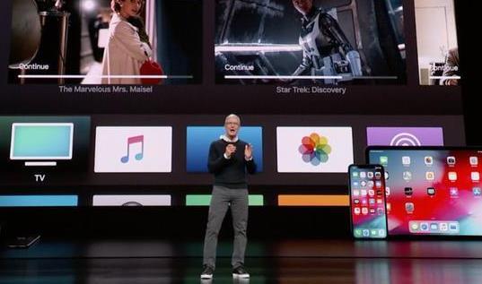 苹果一夜推出四大服务 但中国用户短期内用不上