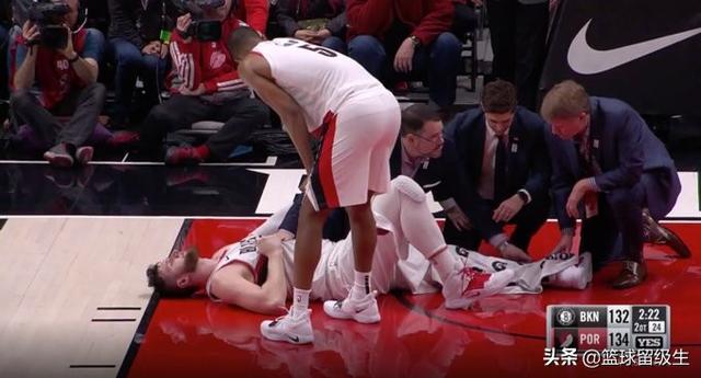 努爾基奇90度骨折怎么回事 努爾基奇這次受傷有多重