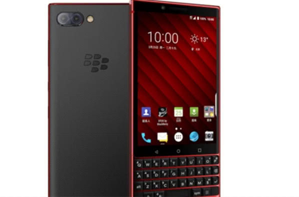 黑莓发色_黑莓发布最新手机,网友们却吐槽:处理器是硬伤