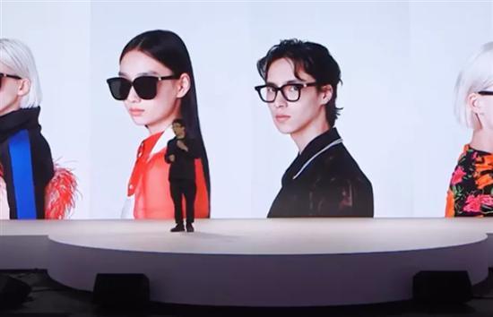 华为发布智能眼镜EyeWear:极简设计|华为发布智能眼镜EyeWear:极简设计 NFC充电