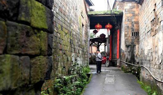 永安:探访福建千年城堡式古镇——贡川