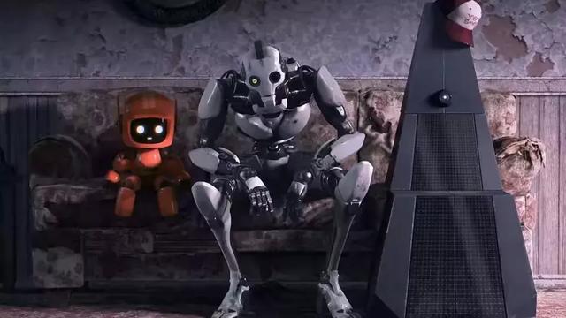 《爱,死亡和机器人》,除去重口味依然很刺激!