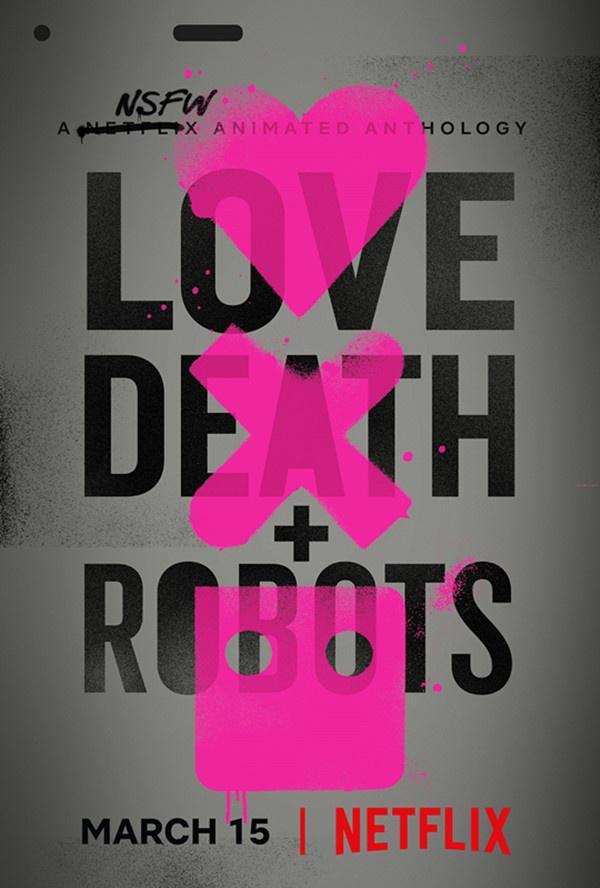 《爱、死亡和机器人》,这部重口味美剧为什么那么神?