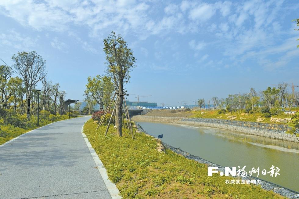 追风逐浪立潮头 福州滨海新城今年已完成项目投资37亿元