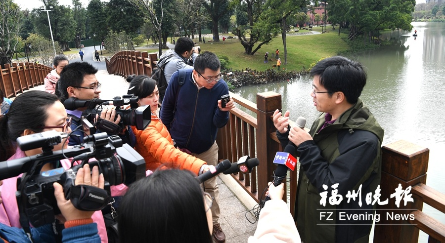 福州上半年再建成50个串珠公园 绿道将串联城区58座山体