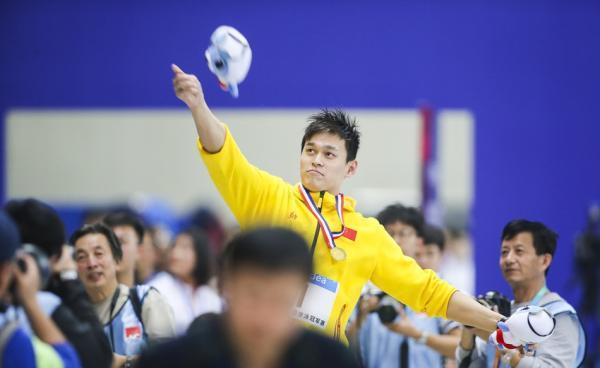 孙杨创世界最佳怎么回事 孙杨全国游泳冠军赛斩获三冠