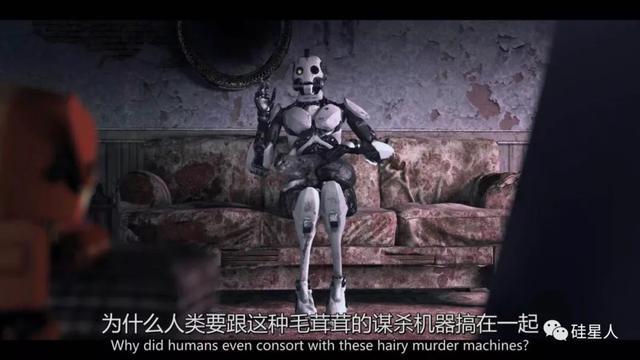 一碗面还没泡好,《爱,死亡和机器人》的故事已经讲完了