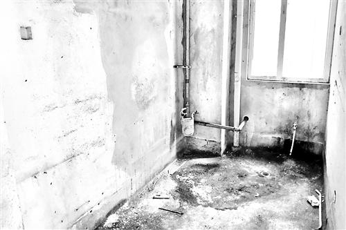 安置房还未交房 已被人住了一年