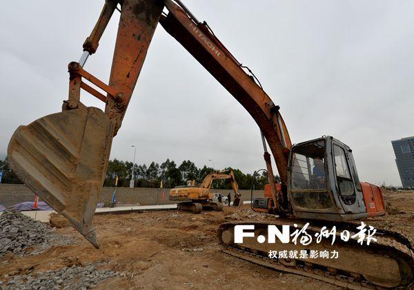 福州高新区创新园打造高新技术企业集聚基地