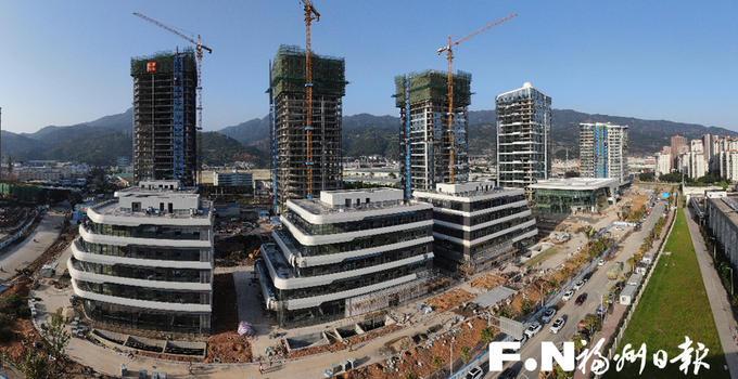 中国(福州)物联网产业创新发展中心4月底投用