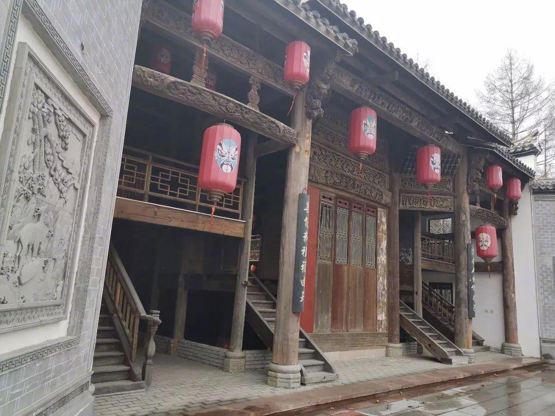"""△""""曹园""""建筑群/视觉中国"""