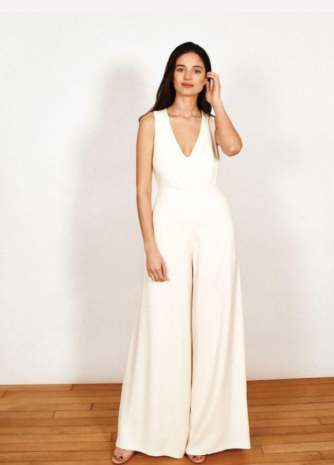 用洒脱态度迎向幸福爱情:品牌婚纱打造帅气婚服