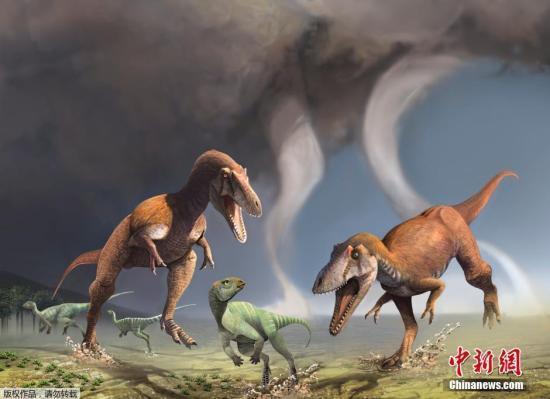 美国研究:儿童越喜爱恐龙 智力水平或越高