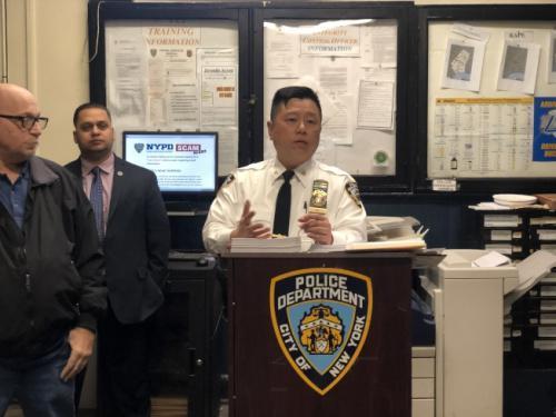 美国曼哈顿电信诈骗猖獗 华裔老人被骗140万美元