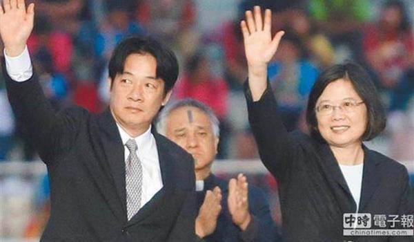 """赖清德目标仍锁定韩国瑜 称期待与韩""""君子之争"""""""