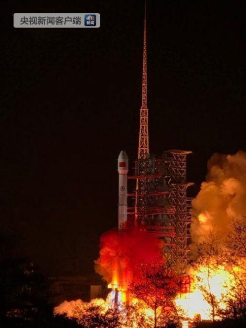 天鏈二號01星成功發射照片曝光太震撼 天鏈二號01星成功發射意義