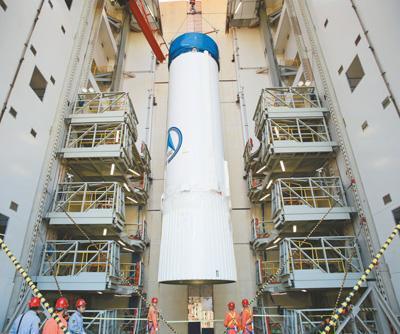 完成300次发射任务 长征火箭成为闪亮的中国名片