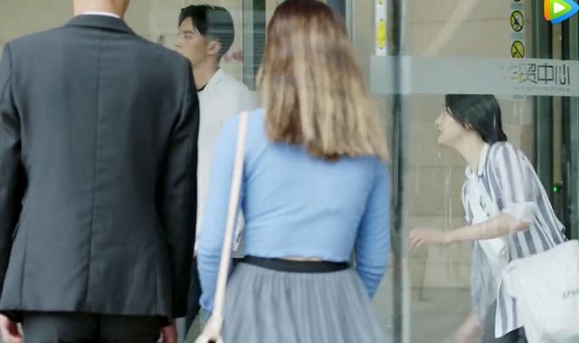 青春斗:赵聪再次出现提分手,这个眼神说明他还爱向真,现实所迫