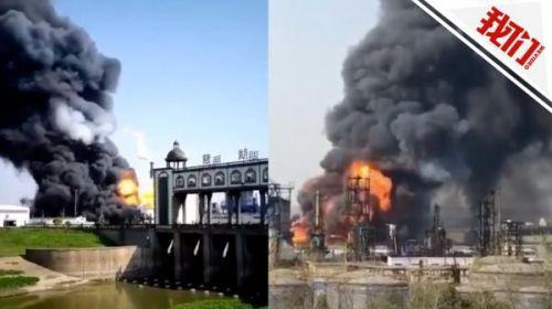 马鞍山化工厂爆炸是怎么回事 马鞍山化工厂爆炸原因是什么