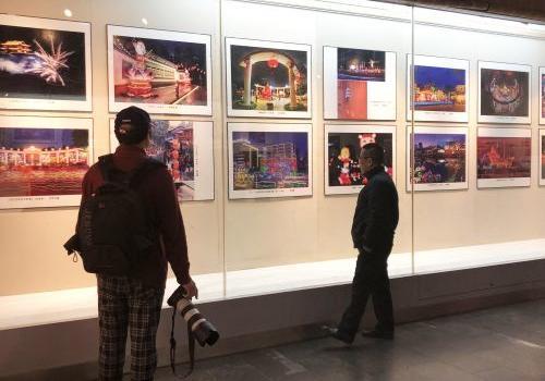 2019年福州鼓楼区元宵灯会摄影比赛获奖作品展今日开展