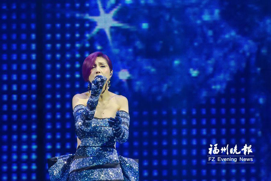 杨千嬅出道24年首开世界巡演 初定11月来福州