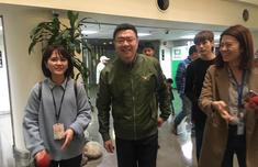 民进党主席卓荣泰:党内正酝酿以其他方式决定候选人