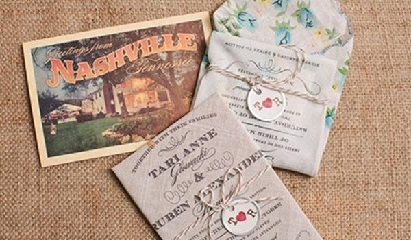 9个简单有趣的婚礼DIY 与伴娘享受筹备婚礼乐趣