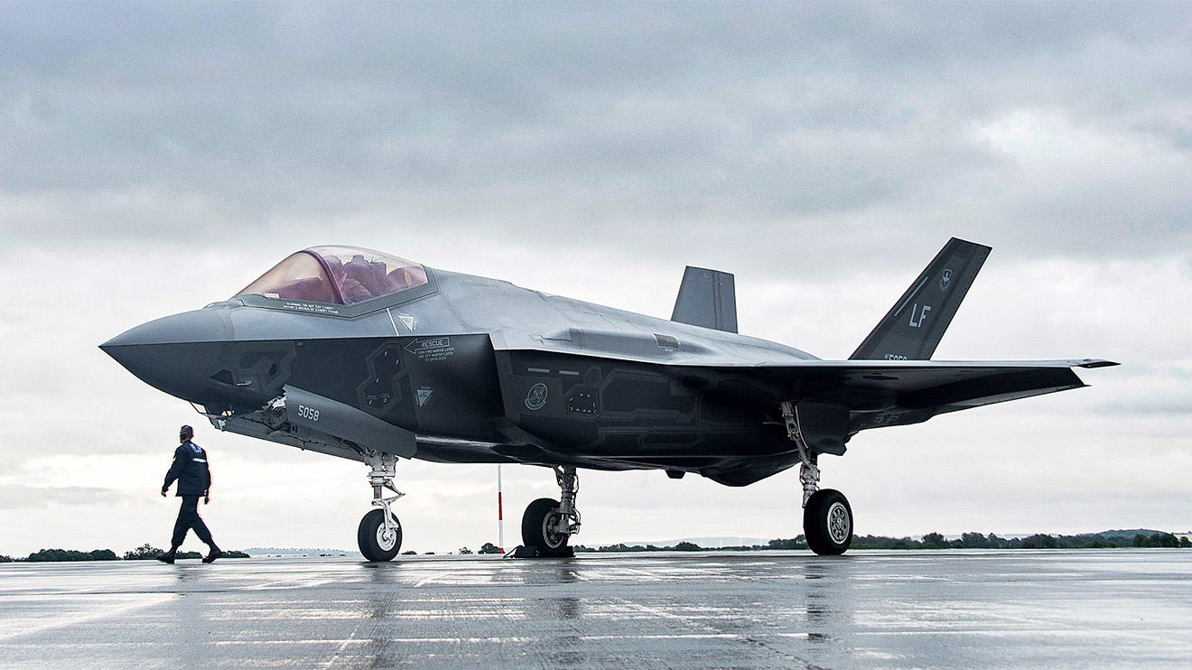 美国停止向土耳其交付F-35怎么回事 为了惩罚其购俄S400?