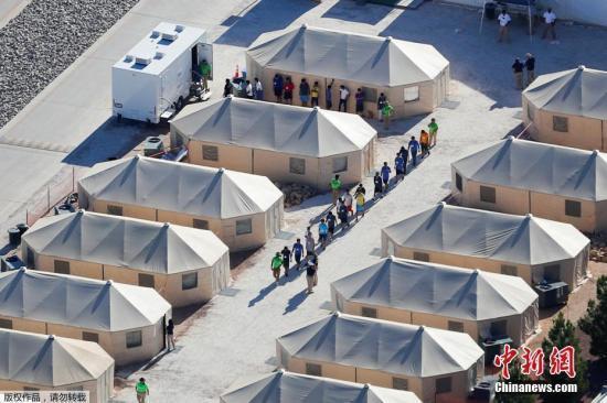 特朗普政府欲设立新职位 协调各机构间移民政策