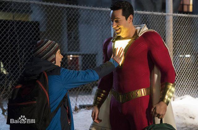"""《雷霆沙赞》福州提前点映 这个DC新英雄有点""""不一样"""""""