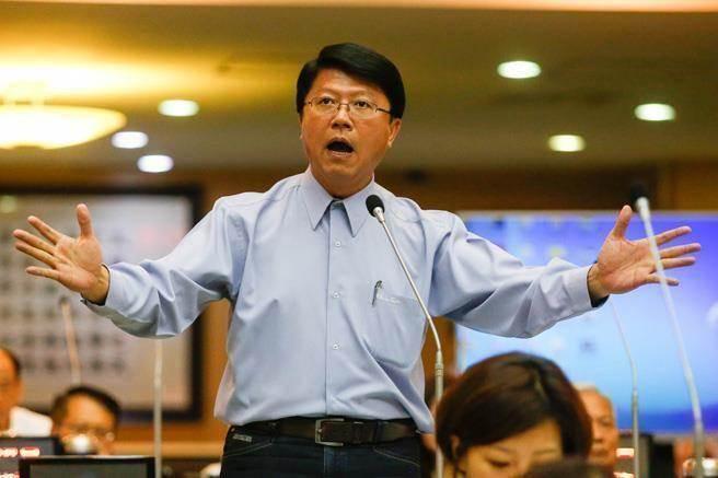 韩国瑜不考虑2020 谢龙介:先生不出奈天下苍生何