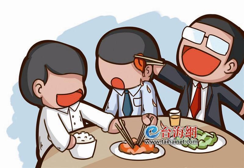 """没使用公筷 全家染上感冒!春季传染病多发 警惕""""口口""""传播"""